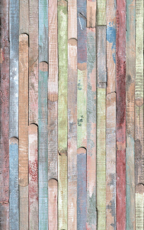 DC Fix Rio Colored Wood 3460610 Self Adhesive Film (2 Rolls (17.71'' x 78''))