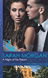 A Night of No Return (Mills & Boon Modern) (The Private Lives of Public Playboys Book 1)