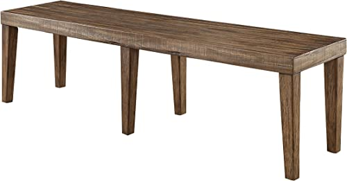 Furniture of America Acheson Industrial Style Bench