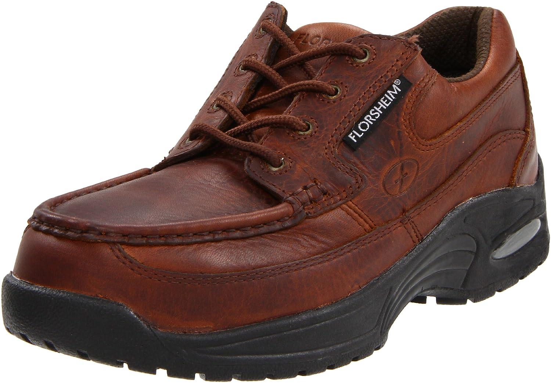 Florsheim Workメンズfs2430作業靴 B000RW5P0G 9.5 D(M) US|コッパー コッパー 9.5 D(M) US