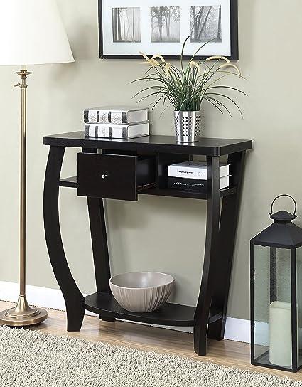 Amazon.com: Indoor Multi-function Accent table Study Computer Desk ...