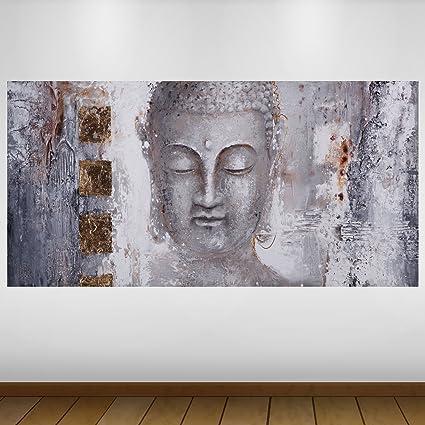 Quadri adesivi da parete extra grande argento grooves astratta vinyl gigante da parete adesivo - Quadri con finestre ...