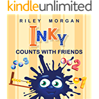 Inky Counts with Friends (Inky's Bedtime Stories Book 2)