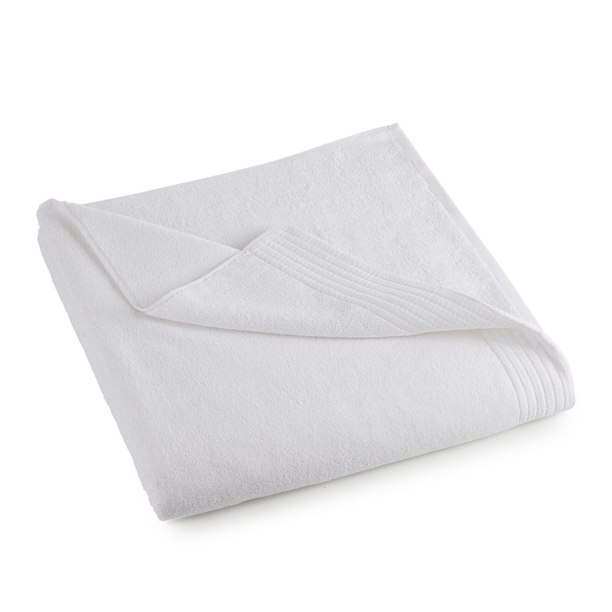 Grand Patrician Turkish Luxury, Bath Sheet, White