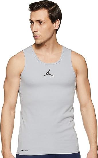 Nike Rise Dri-fit Camiseta sin Mangas de Baloncesto, Hombre ...