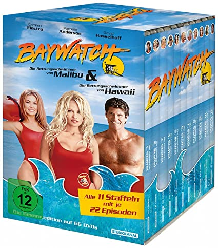 Baywatch Die Rettungsschwimmer Von Malibu Movies Tv Amazon Com