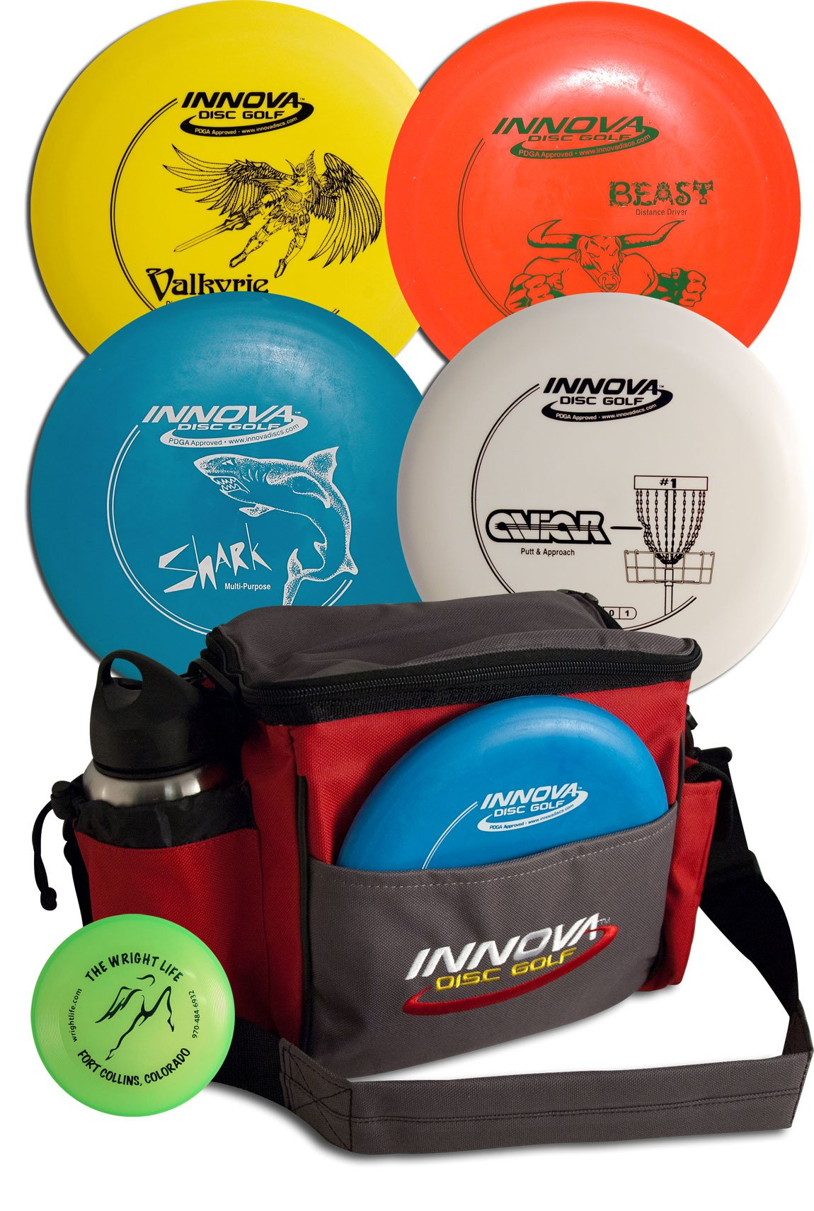 Innova Disc Golf Standard Set by Innova