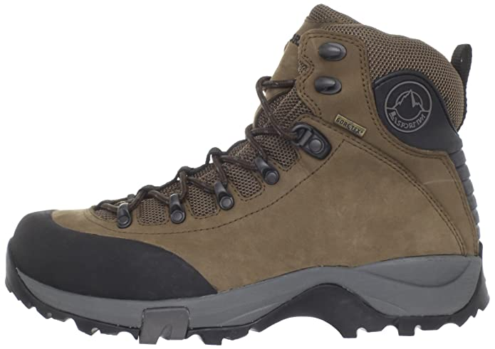 aa2e8297011 Amazon.com | La Sportiva Men's Thunder II GTX Hiking Boot, Brown ...