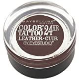 Maybelline Colour Tattoo Leather Eyeshadow Chocolate Suede