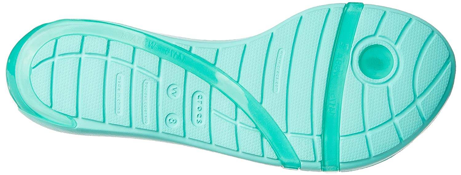 f524bcfe88df0 Crocs Women s Really Sexi Flip Sandal Women Rubber Fashion Sandals  Buy  Online at Low Prices in India - Amazon.in