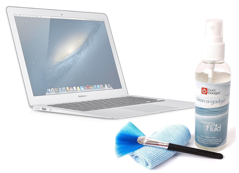 DURAGADGET Kit De Limpieza Con Paño De Microfibra Para Apple MacBook Air 13