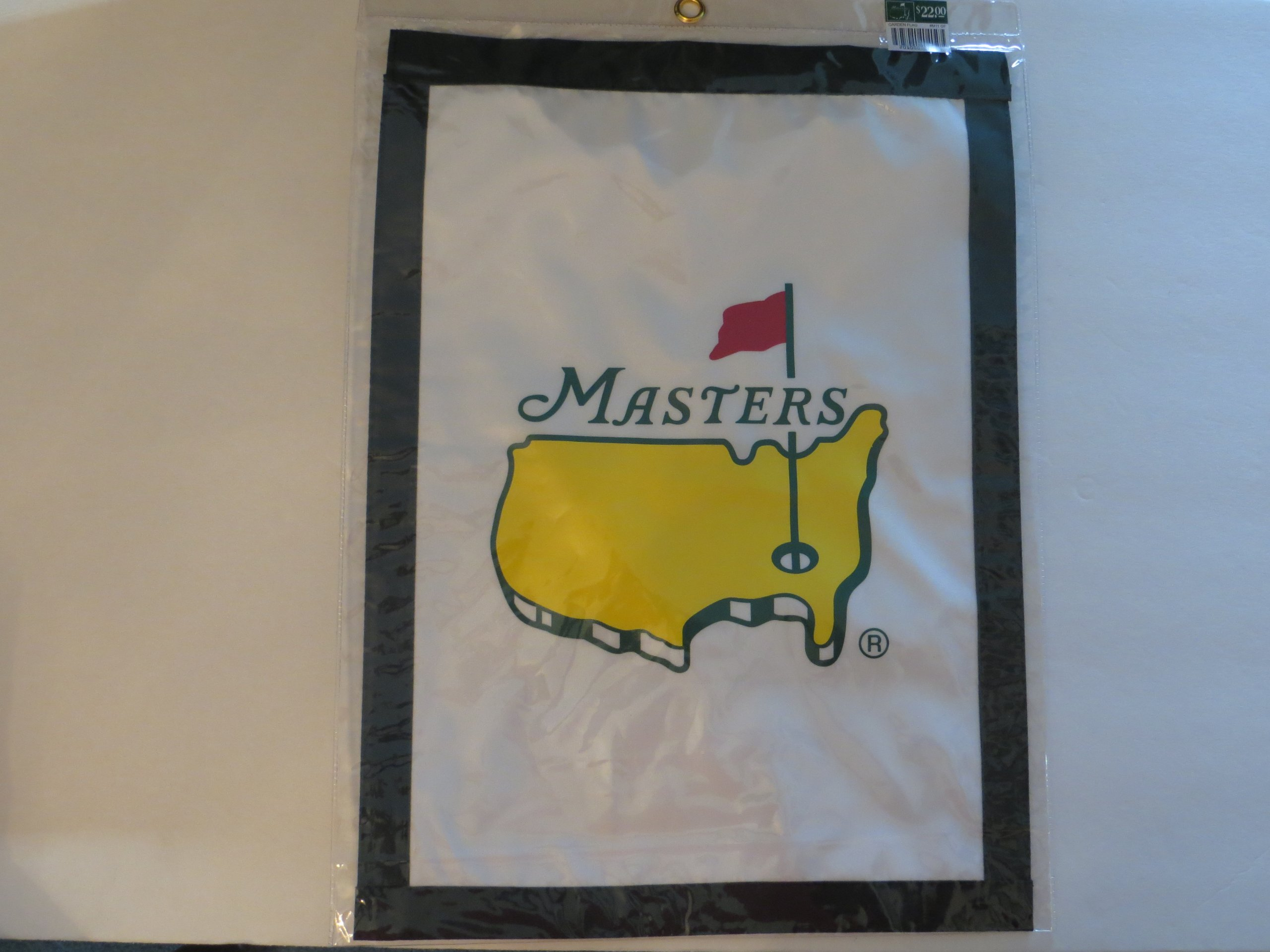 2018 Masters golf Garden Flag augusta national old style great for autographs pga