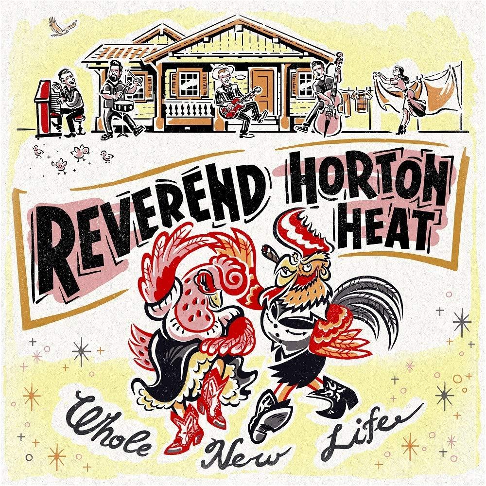 Vinilo : The Reverend Horton Heat - Whole New Life (LP Vinyl)
