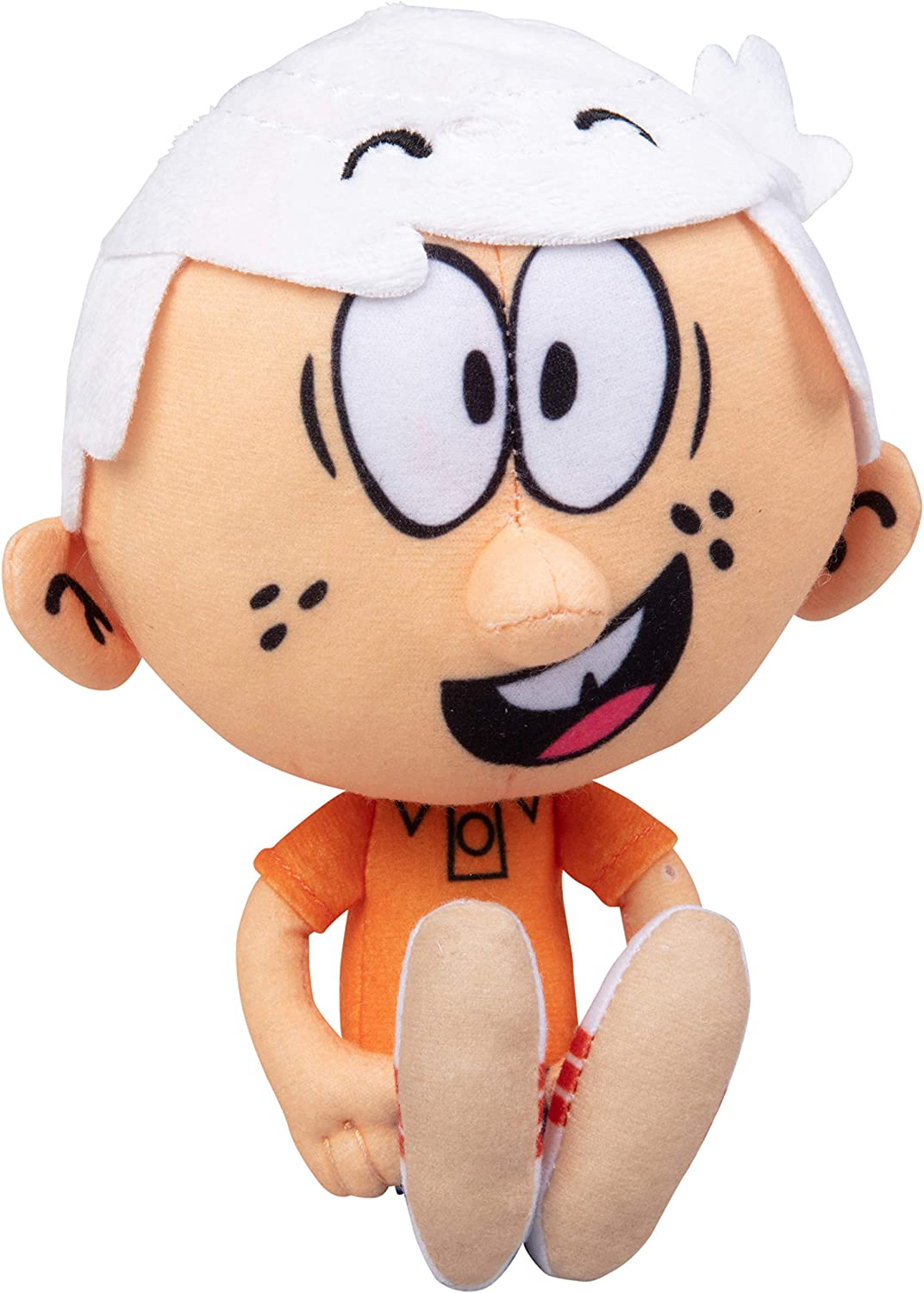 """The Loud House Lincoln 8/"""" Stuffed Plush Toy Nickelodeon TV Show Officially"""