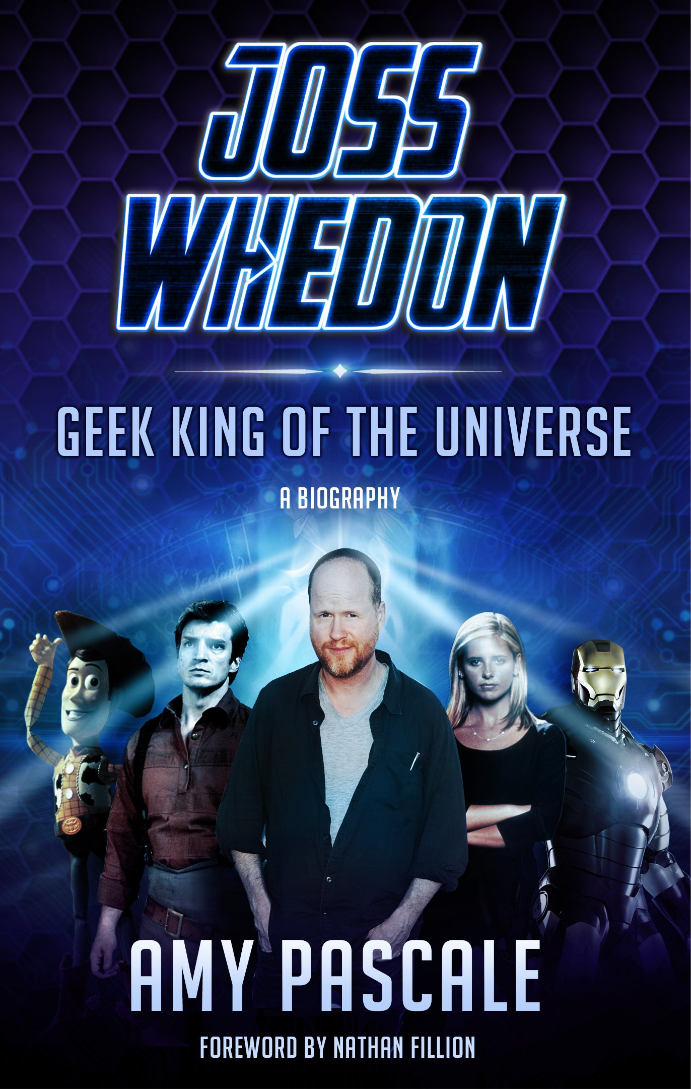 Joss Whedon (English Edition)