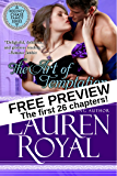 The Art of Temptation: Free Preview — The First 26 Chapters (Regency Chase Family Series)