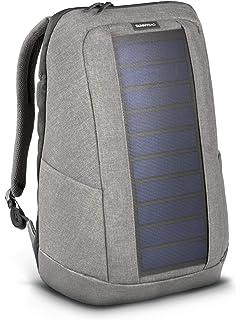 66c5e25f5f SunnyBAG Iconic Zaino Solare | per caricare Smartphone, Laptop e Altri  dispositivi USB con energia