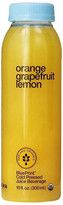 Blueprint vegetable juice orange grapefruit lemon 10 oz amazon blueprint vegetable juice orange grapefruit lemon 10 oz malvernweather Image collections