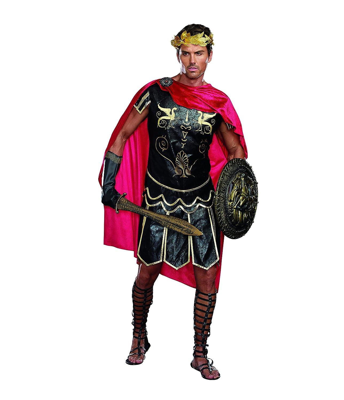 amazoncom dreamgirl mens julius caesar roman god costume clothing