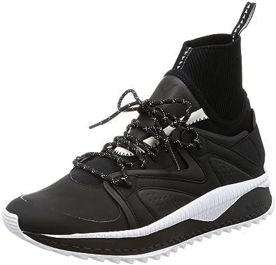 424b5ea18f7db8 Puma Unisex s Tsugi Kori Black Sneakers-10 UK India (44.5 EU) (