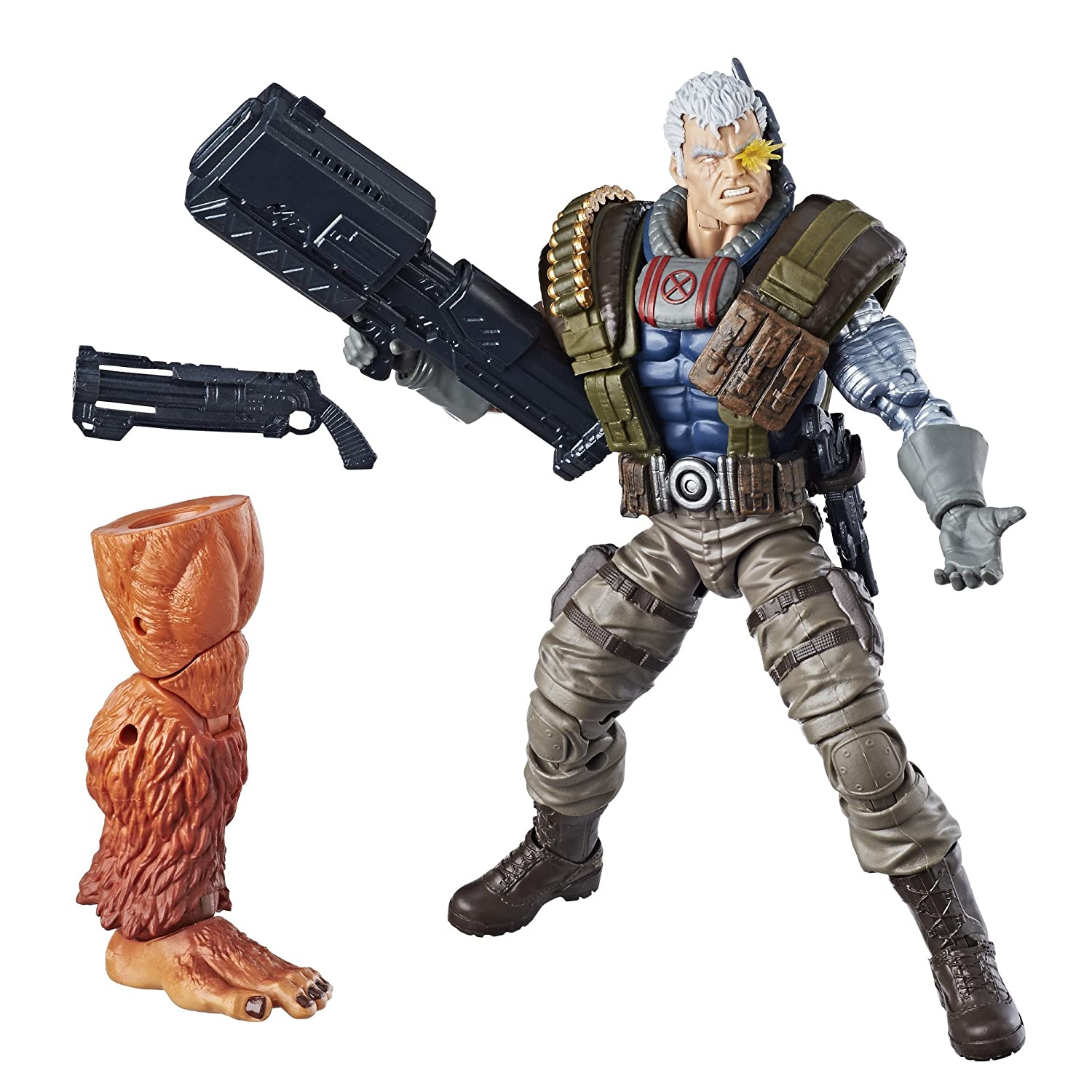 Marvel Legends Series 6-inch Cable Hasbro E1566
