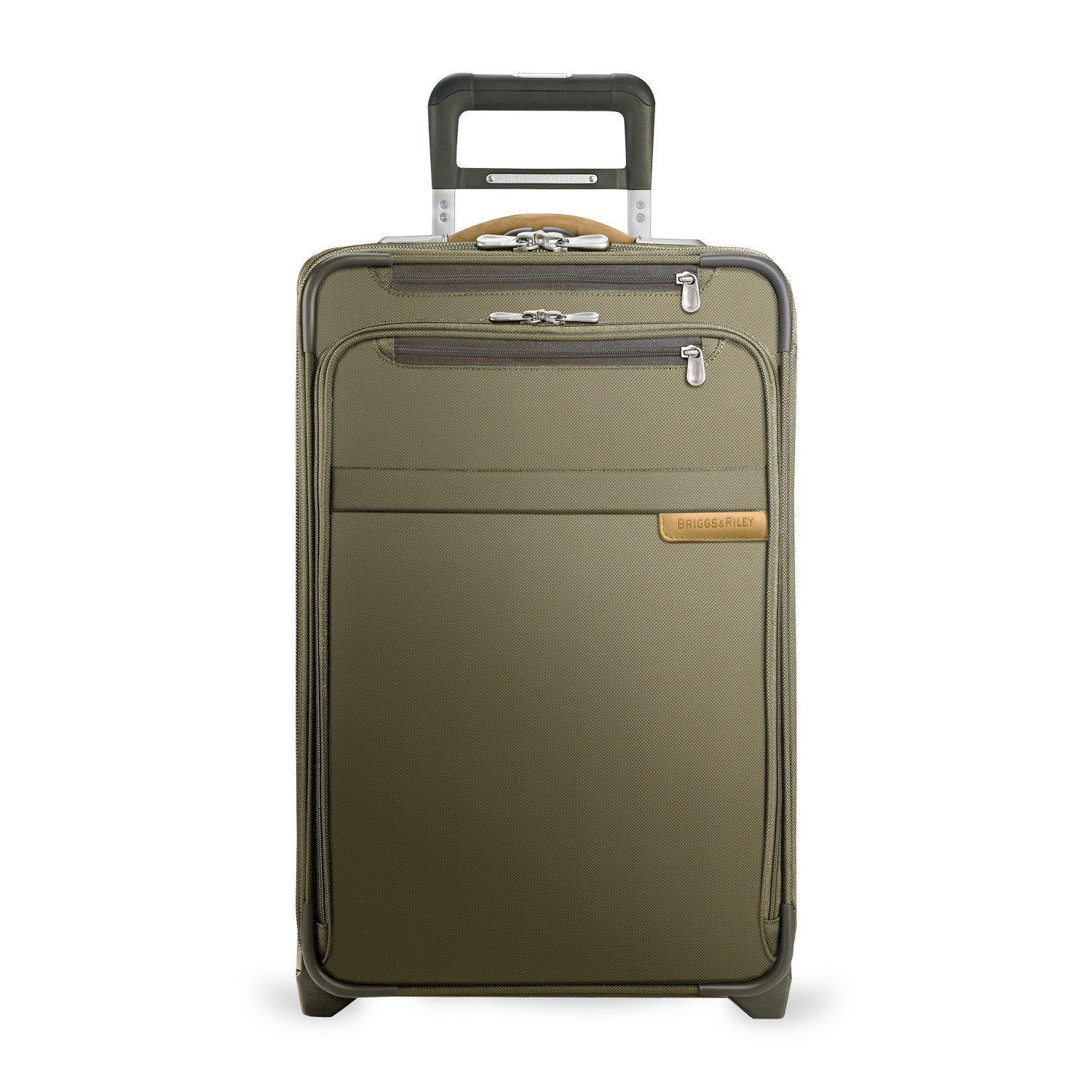 Briggs & Riley Baseline Domestic Carry-On Expandable Upright U122CX (OLIVE)