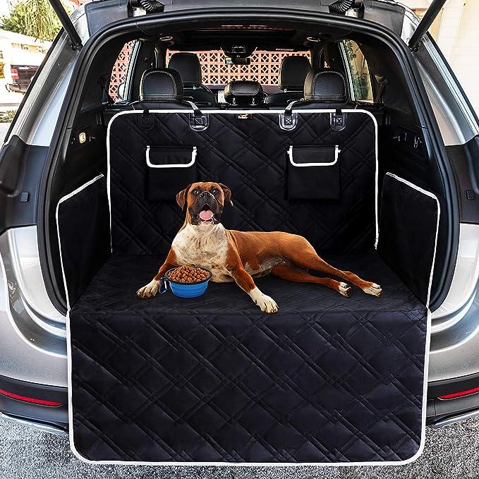 protector funda de coche para perros