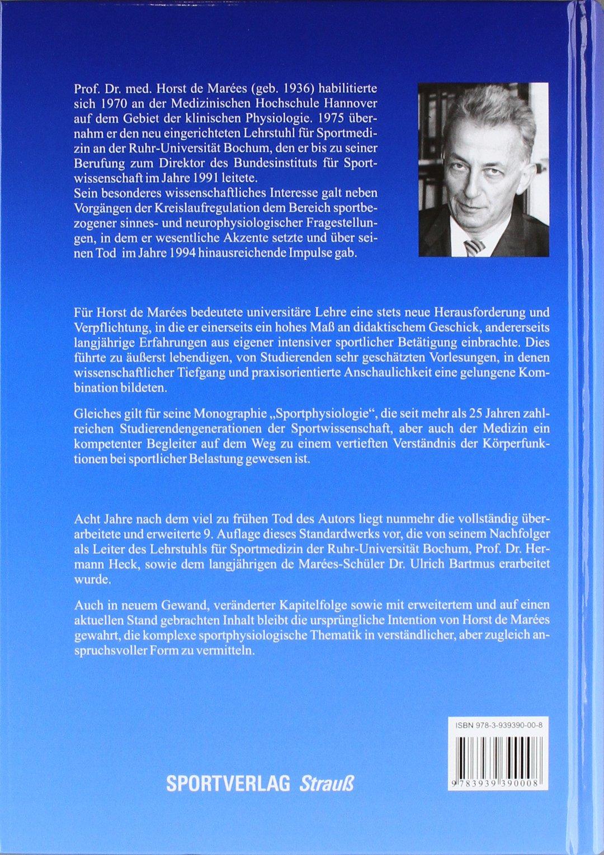 Sportphysiologie: Amazon.de: Horst de Marées, Hermann Heck, Ulrich ...