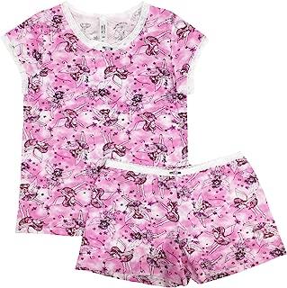 product image for Esme Junior Short Sleeve Top Shorts Pajama Set Size S/18, M/20, L