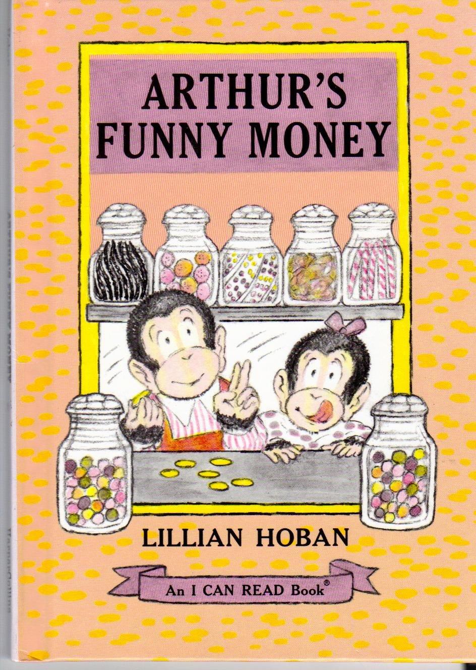 Arthur's funny money (An I can read book)