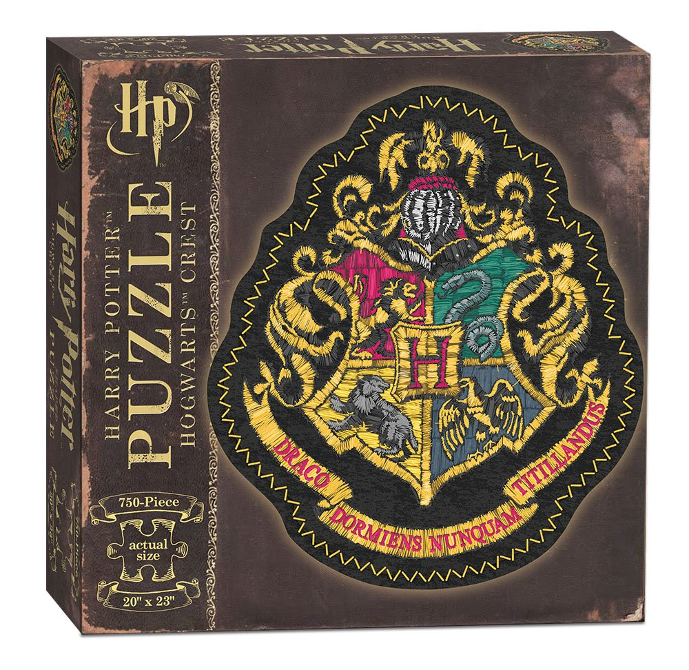 Harry Potter Hogwarts Crest 750 Piece Puzzle