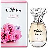 Enchanteur Romantic Eau de Toilette (EDT), Perfume for Women, 50ml