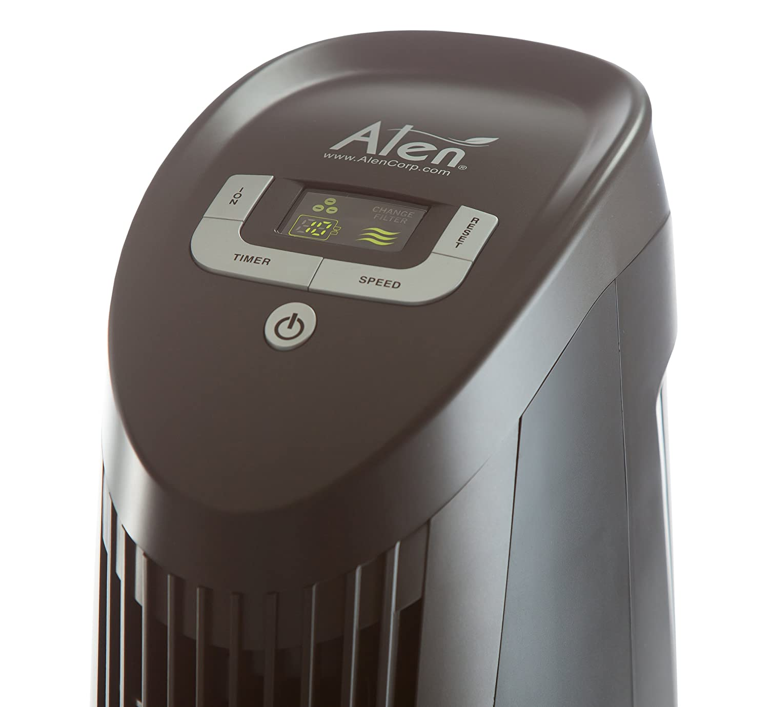 alen t500 tower air purifier review yay or nay homey air. Black Bedroom Furniture Sets. Home Design Ideas
