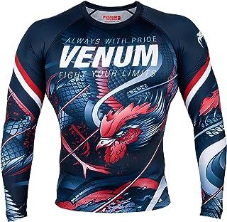 Venum Rooster Rashguard Manches Longues Homme VENVD|#Venum