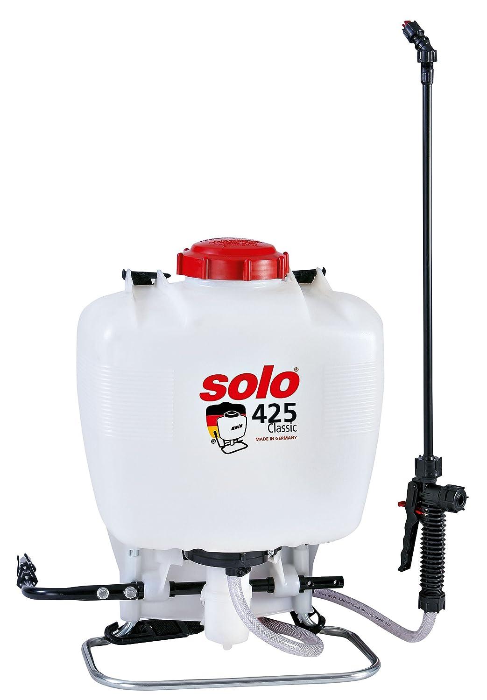 Rückenspritze SOLO 425 Classic Behälterinhalt 15 Liter, Spritzdruck max. 4 Bar