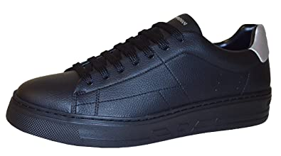 Emporio Armani X4X226 - Zapatillas para Hombre, Color Negro: Amazon.es: Zapatos y complementos