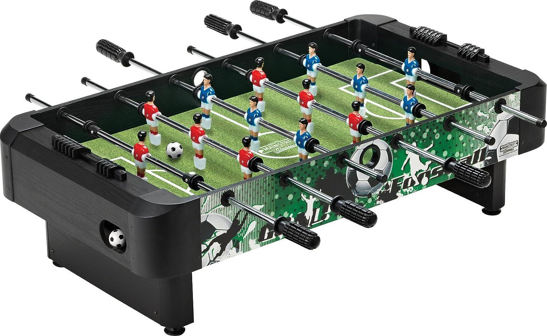 Mainstreet Classics – 91,44 cm Tablero de la Mesa Futbolín/fútbol Juego: Amazon.es: Deportes y aire libre