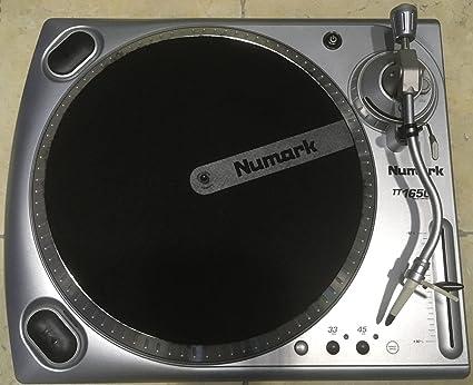 Tocadiscos para DJ Numark TT1650 con cabezal Ortofon Concorde ...