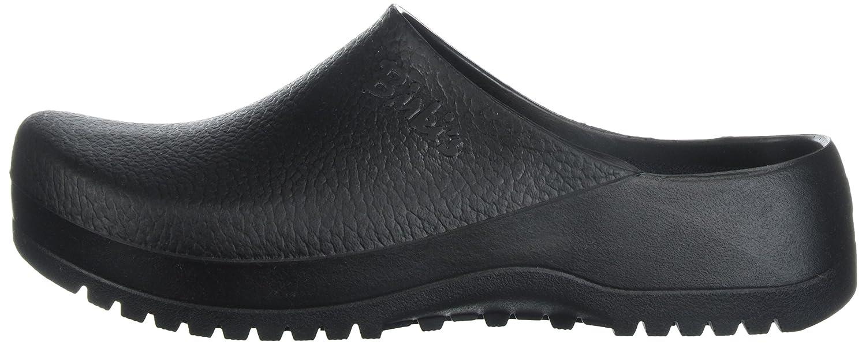 BIRKIS Super-Birki Clogs Alpro-Schaum, Brown, Größe 39 mit normalem Fußbett
