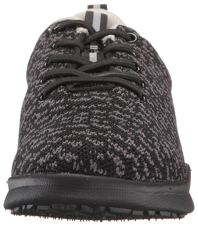 SoftWalk Women's Sampson Sneaker B01M9JW8BF 10 N US|Black Knit