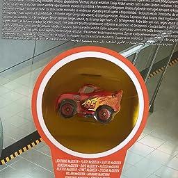 Disney Cars Fyn86 Movie Mini Spiral Spinning Race Set Multicolour Amazon Co Uk Toys Games