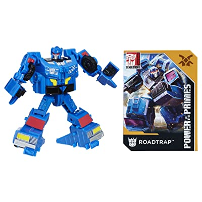 Transformers: Generations Power of the Primes Legends Class Roadtrap: Toys & Games