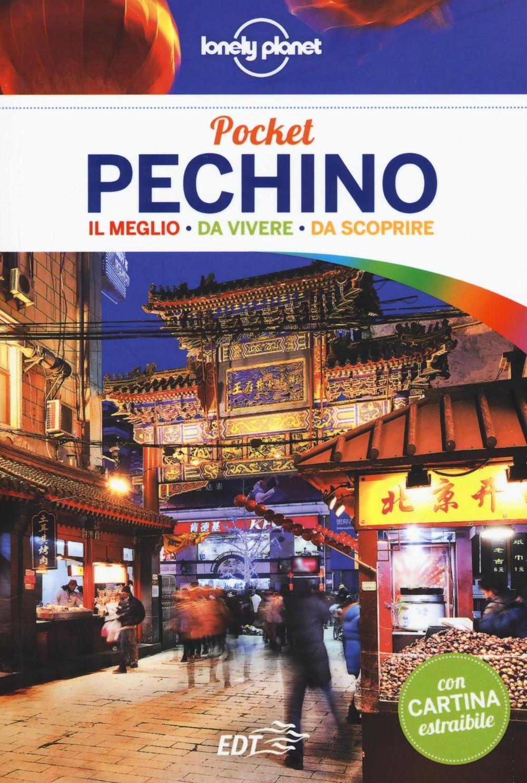 Pechino. Con cartina Copertina flessibile – 7 lug 2016 David Eimer EDT 8859226201 Cina