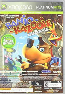 Amazon com: Banjo-Kazooie: Nuts & Bolts + Viva Pinata
