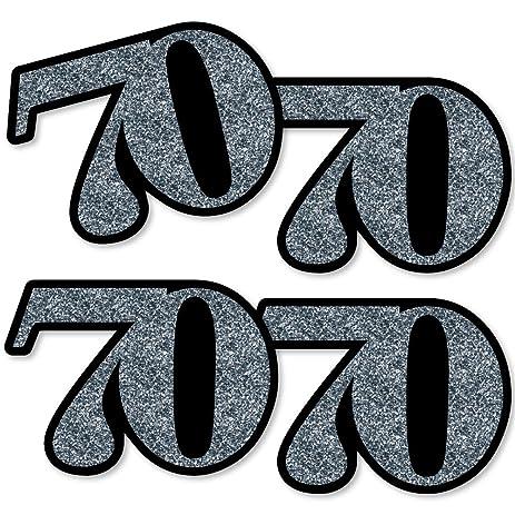 Amazon Adult 70th Birthday