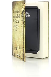 Arregui C9381 Caja De Caudales Camuflada como Libro De Texto, Multicolor, 154 X 222