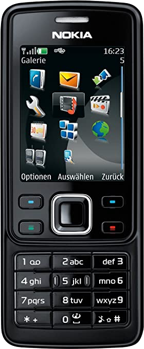 Nokia 6300 - Teléfono Móvil Libre - Negro: Amazon.es: Electrónica