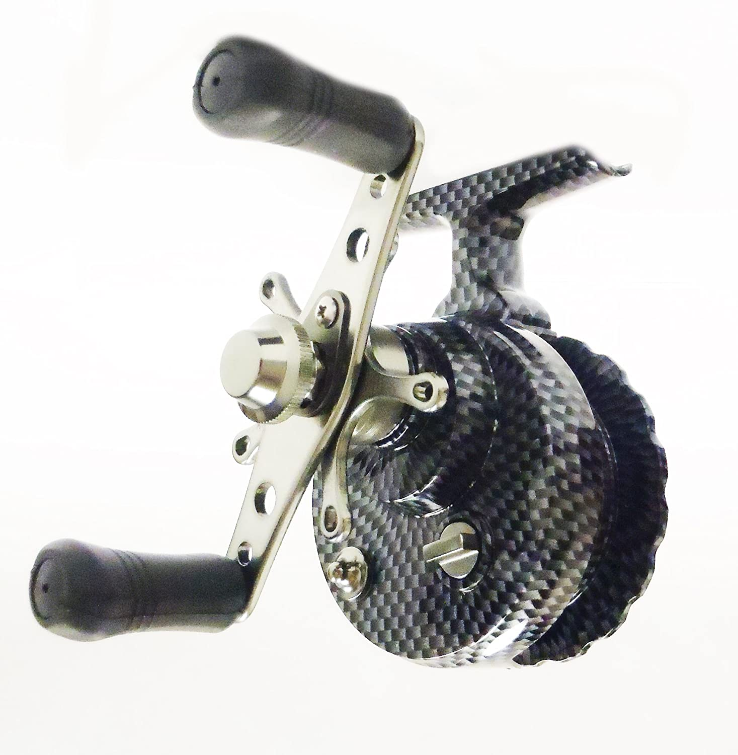 Eagle Claw In Line Ice Fishing Reel