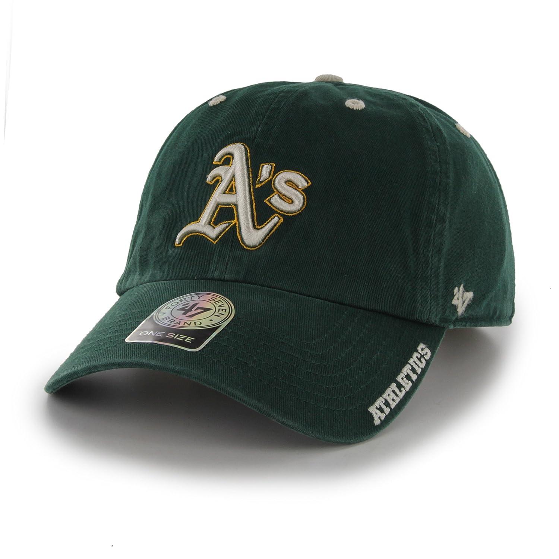b495e031a8fa7  47 Brand MLB Oakland Athletics Ice Adjustable Hat