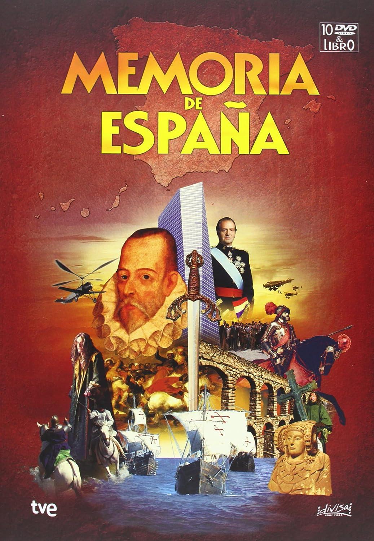 Memoria De España + Libro [DVD]: Amazon.es: Cine y Series TV